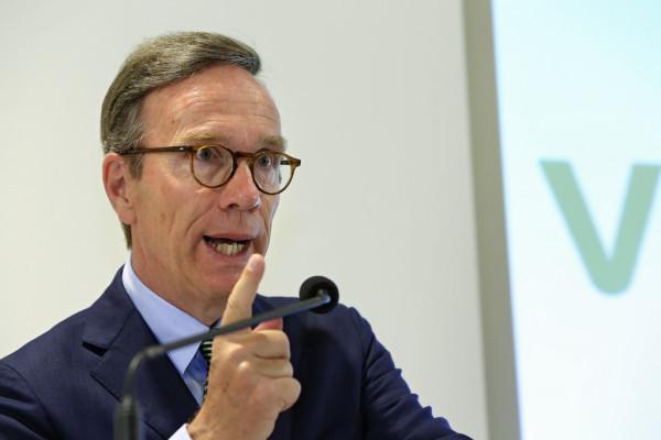 Matthias Wissmann, Präsident des Verbandes der Au