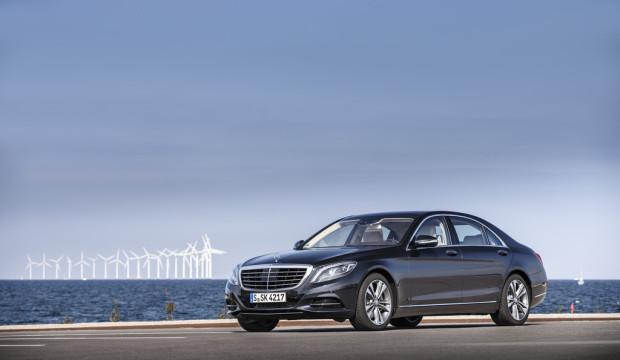 Umweltzertifikat für Mercedes-Benz S 500 Plug-In Hybrid