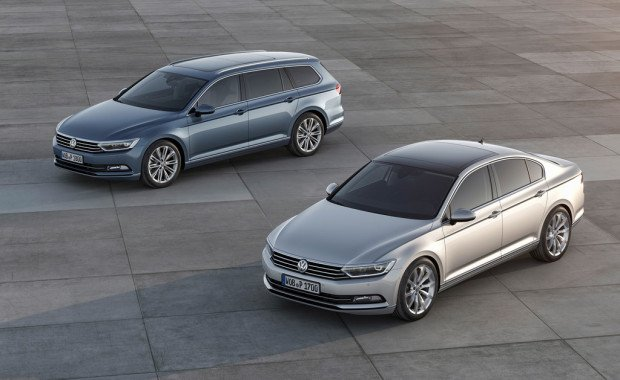 """VW Passat ist """"Schweizer Auto des Jahres 2015"""""""