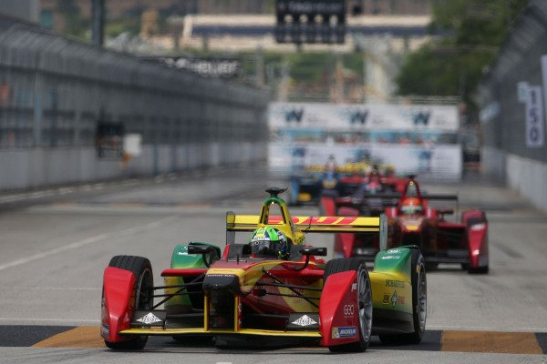 Das deutsche Abt-Team fährt in der Formel E zusammen mit Technik-Partner Schaeffler auf der Überholspur.