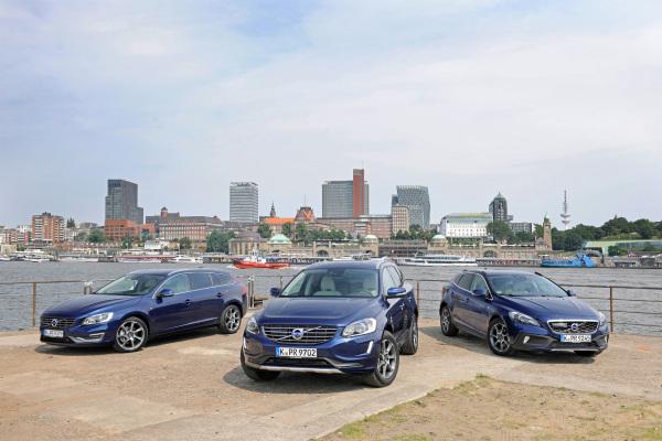 Die Schwedenflotte ist startklar: Autobauer Volvo stellt seinen Händlern erstmals ein eigenes Mietwagenprogramm zur Verfügung.