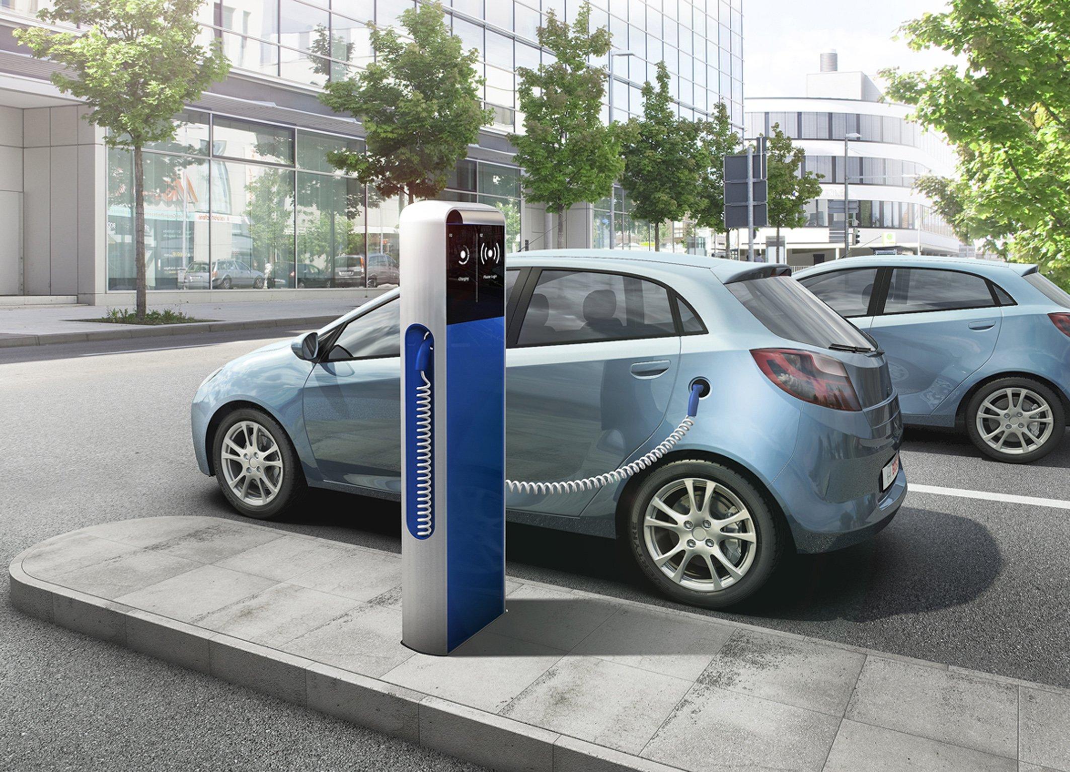 Sonderabschreibung für gewerblich genutzte Elektroautos