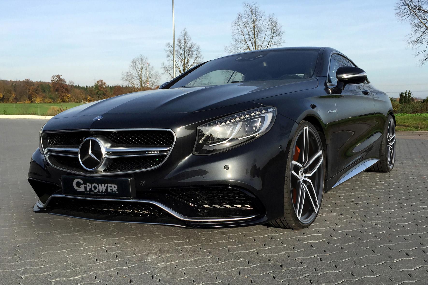 mid Düsseldorf - G Power bringt das Mercedes-AMG