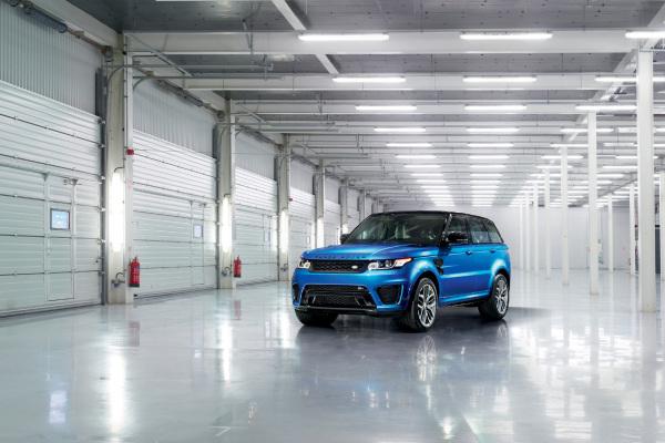 Land Rover Discovery Sport schon vor dem Marktstart testen