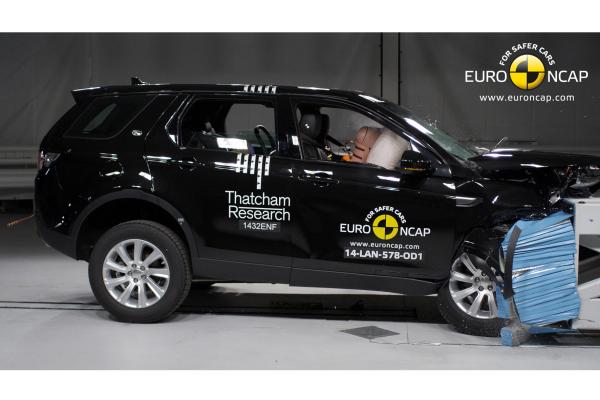Euro NCAP: Elf Mal Lob und ein Sorgenkind