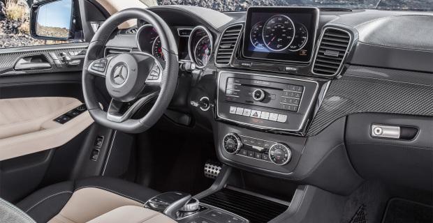 Mercedes GLE Coupé: Kampfansage an den BMW X6