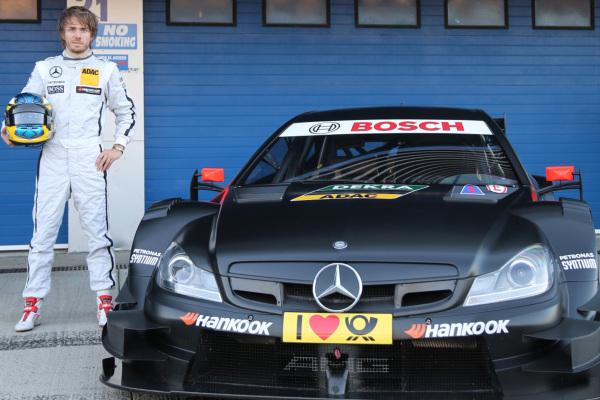Mercedes: Fahrschule für Motorsport-Talente