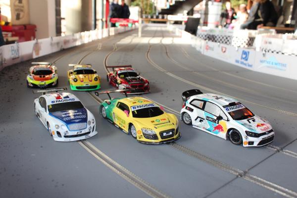 Rallye-Polo auch auf der Carrera-Bahn ganz vorn