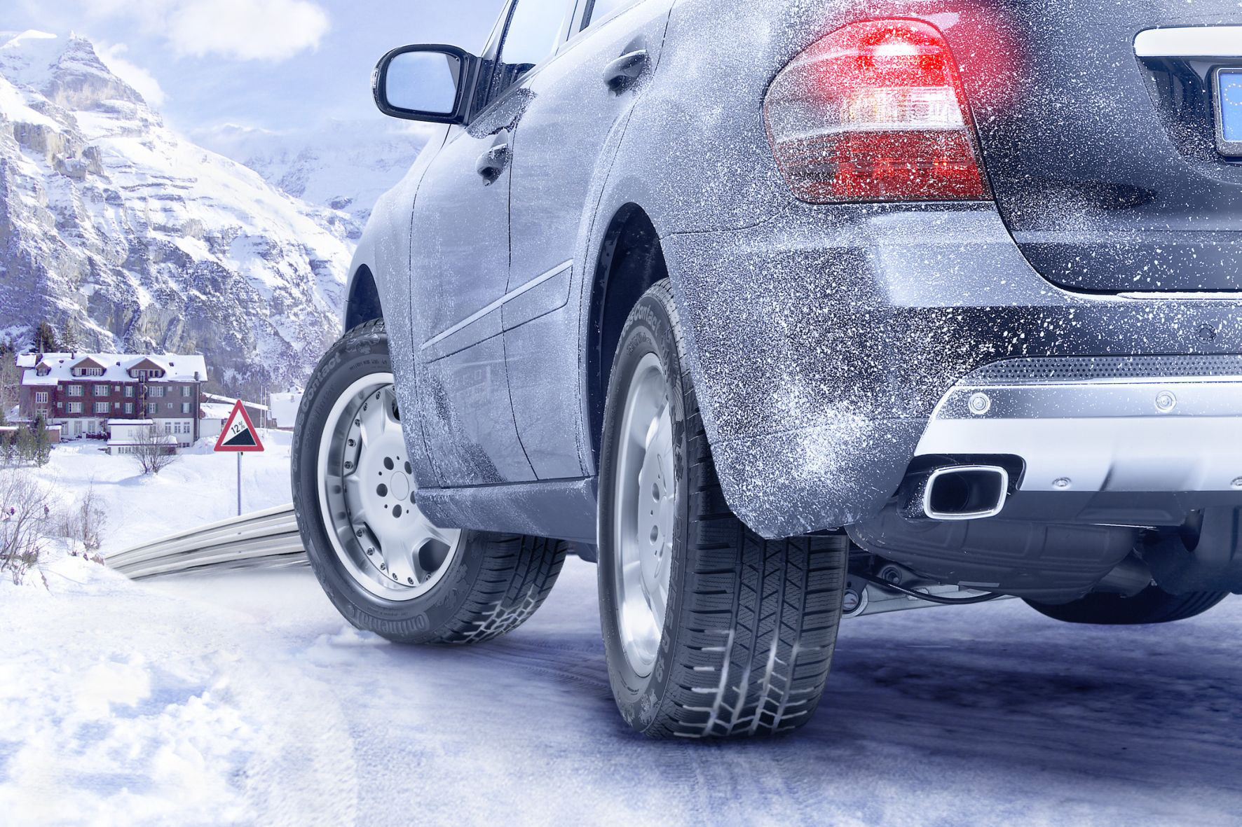Dunkelheit, Kälte und Nässe als Herausforderung für Autofahrer