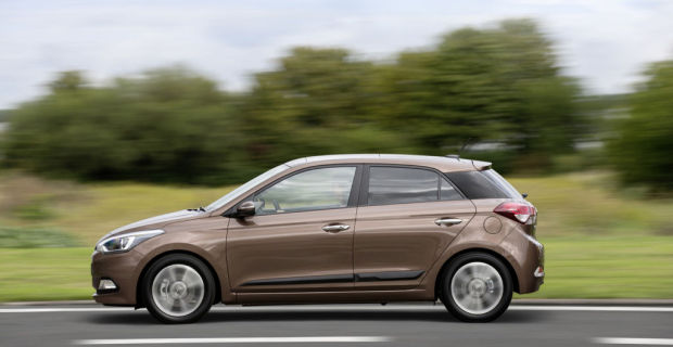 Erste Fahrt im Hyundai i20: Neuer Stil