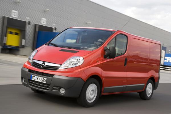 Maßanzüge auf Rädern: Opel Transporter im Multi-Einsatz