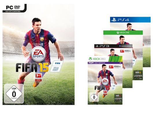 auto.de-Weihnachtsgewinnspiel: FIFA 15 – Feel The Game