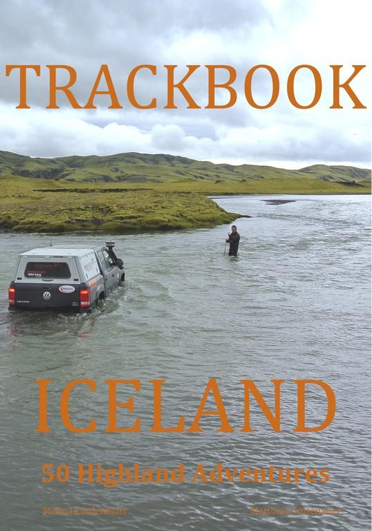 """Trackbook Iceland"" von Melinda Lindenblatt un"