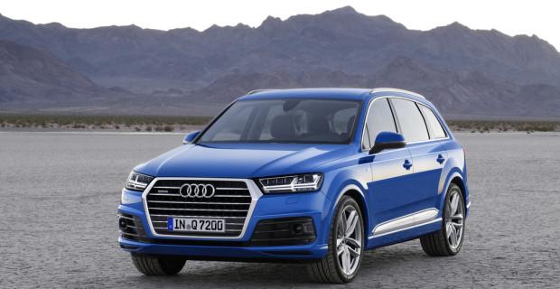 Audi will an