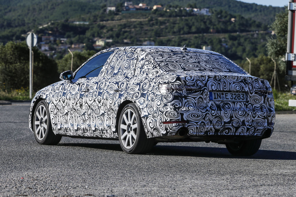 2015 - Das sind die Neuheiten von Audi