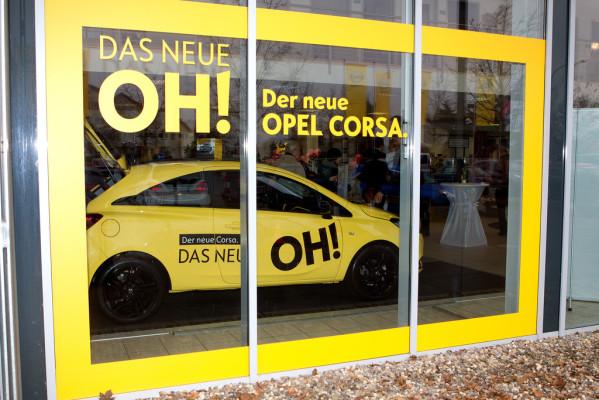 Über 100.000 Bestellungen für den Opel Corsa
