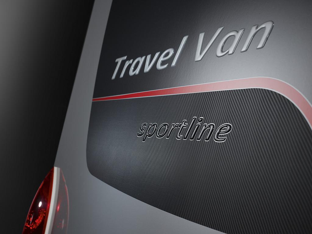 CMT 2015: Bürstner Travel Van Sportline mit Ledersitzen