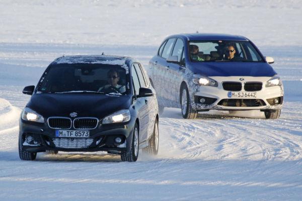 Erwischt: Erlkönig BMW 2er Family Tourer