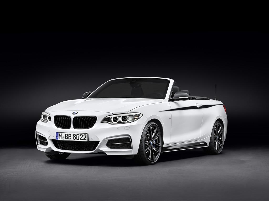 M-Performance für BMW 2er Cabrio
