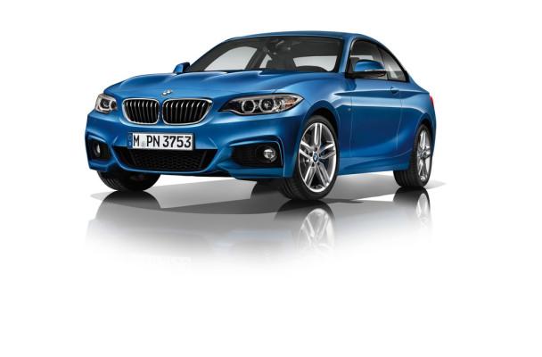 BMW erweitert Auswahl beim 2er