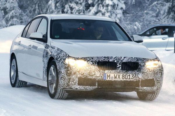 Erwischt: Erlkönig BMW 3er