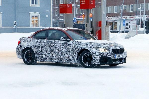Erwischt: Erlkönig BMW M2 – Brandneue Bilder!