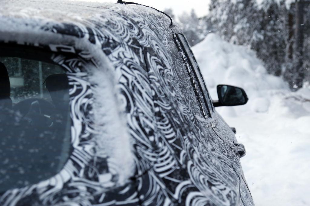 Erwischt: Erlkönig BMW X1 im Detail