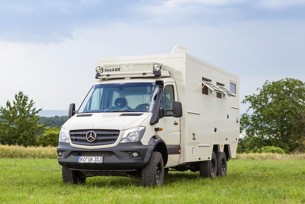 Bocklet Dakar 750: Sechs ohne Grenzen