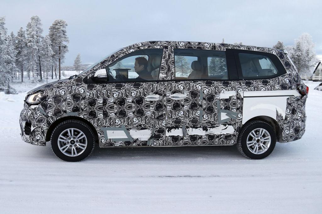 Erwischt: Erlkönig Brilliance Jinbei MPV – Zur Hälfte BMW