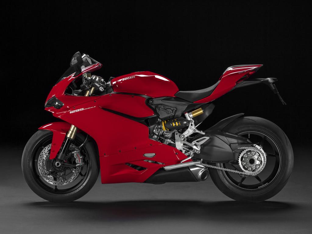 Ducati 1299 Panigale - Der stärkste Zweizylinder