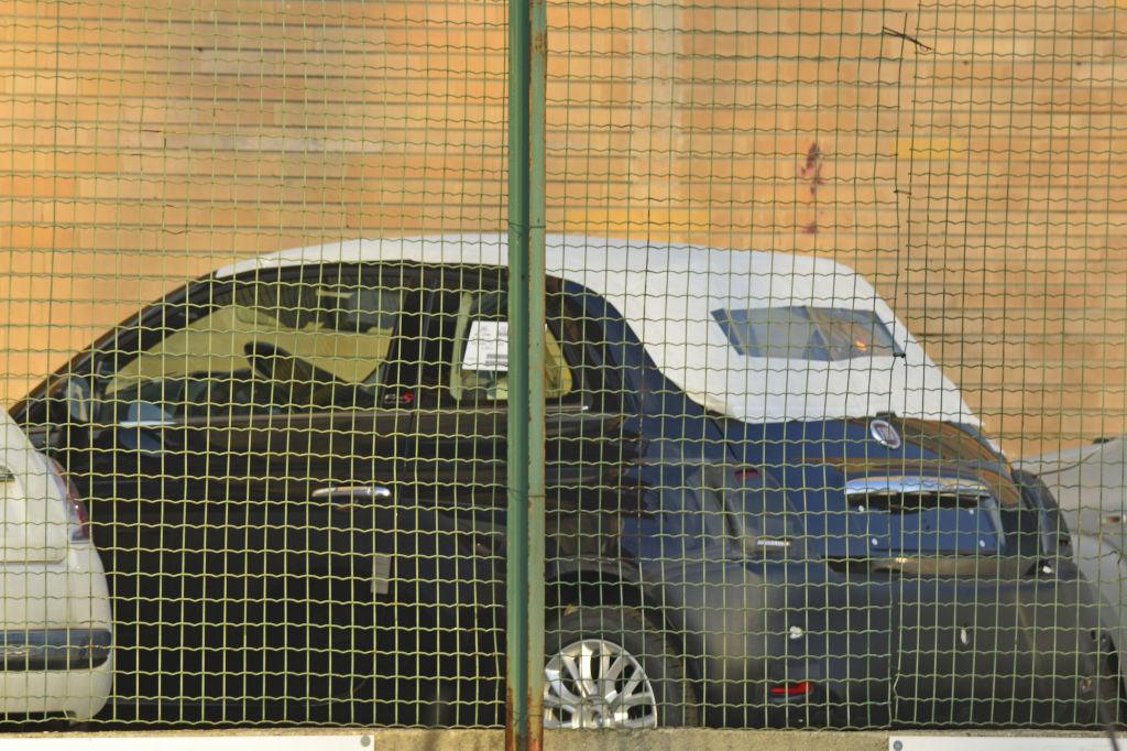 Erwischt: Erlkönig Fiat 500 Facelift