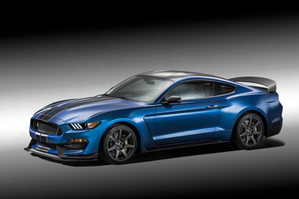 Detroit 2015: Den Ford Shelby GT350-R Mustang zieht es auch auf die Rennstrecke
