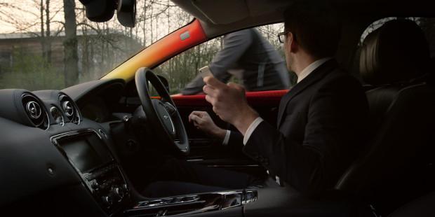 """Jaguar Land Rover präsentiert Forschungsprojekt """"Bike Sense"""""""