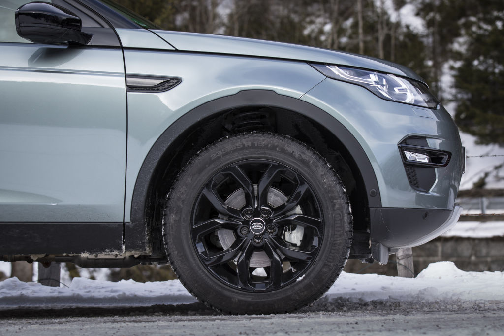 Land Rover Discovery Sport – Alles auf Anfang