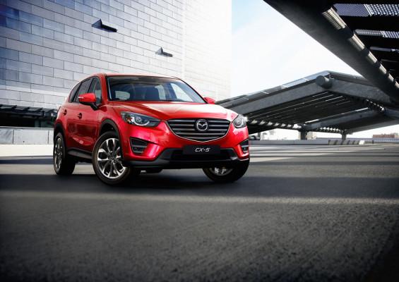 Mazda wächst zweistellig in Europa