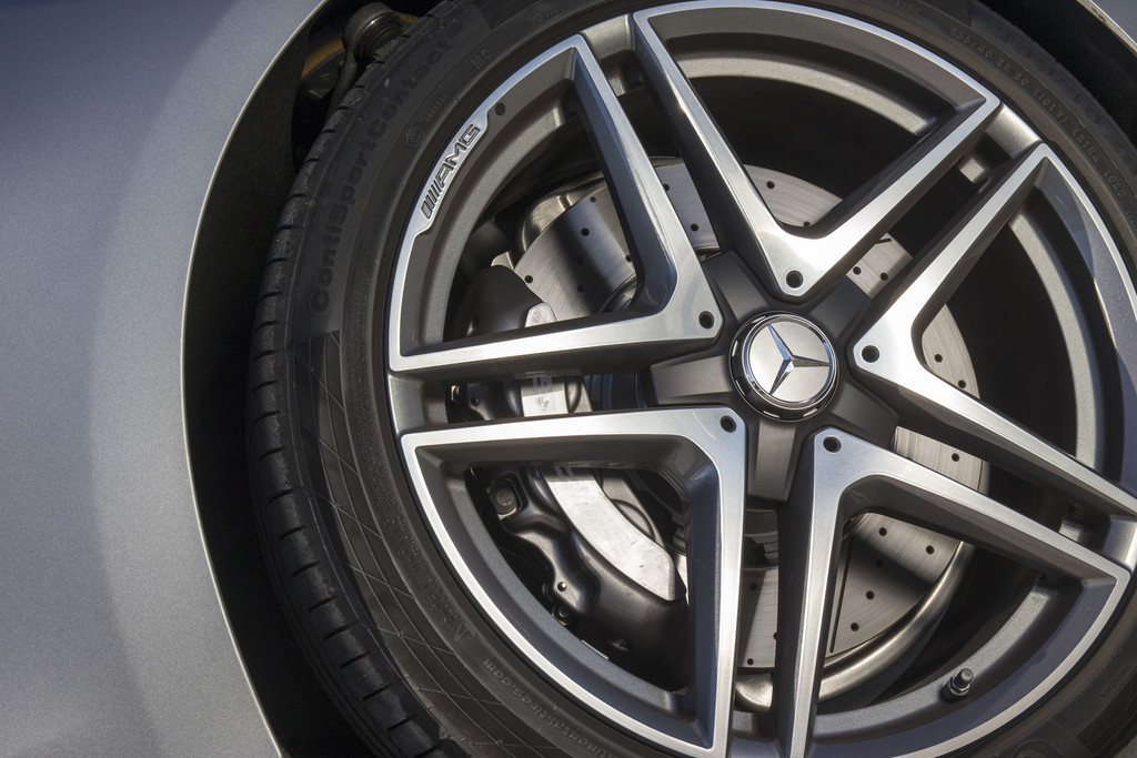 Detroit 2015: AMG bis 2020 mit neun neuen Modellen