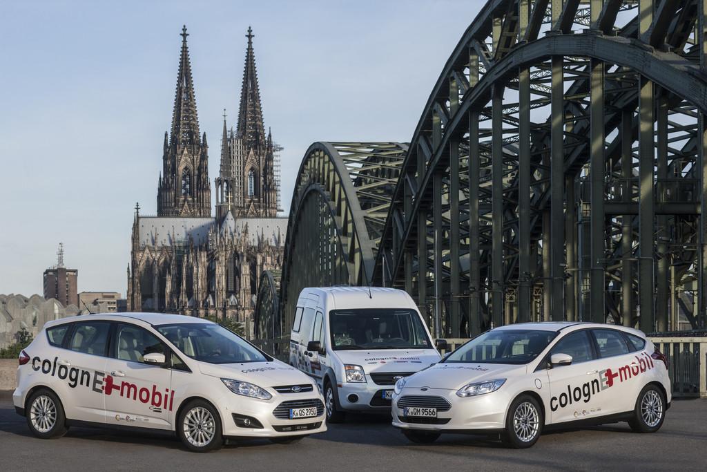 Kölner E-Flotte legt fast 350 000 Kilometer zurück