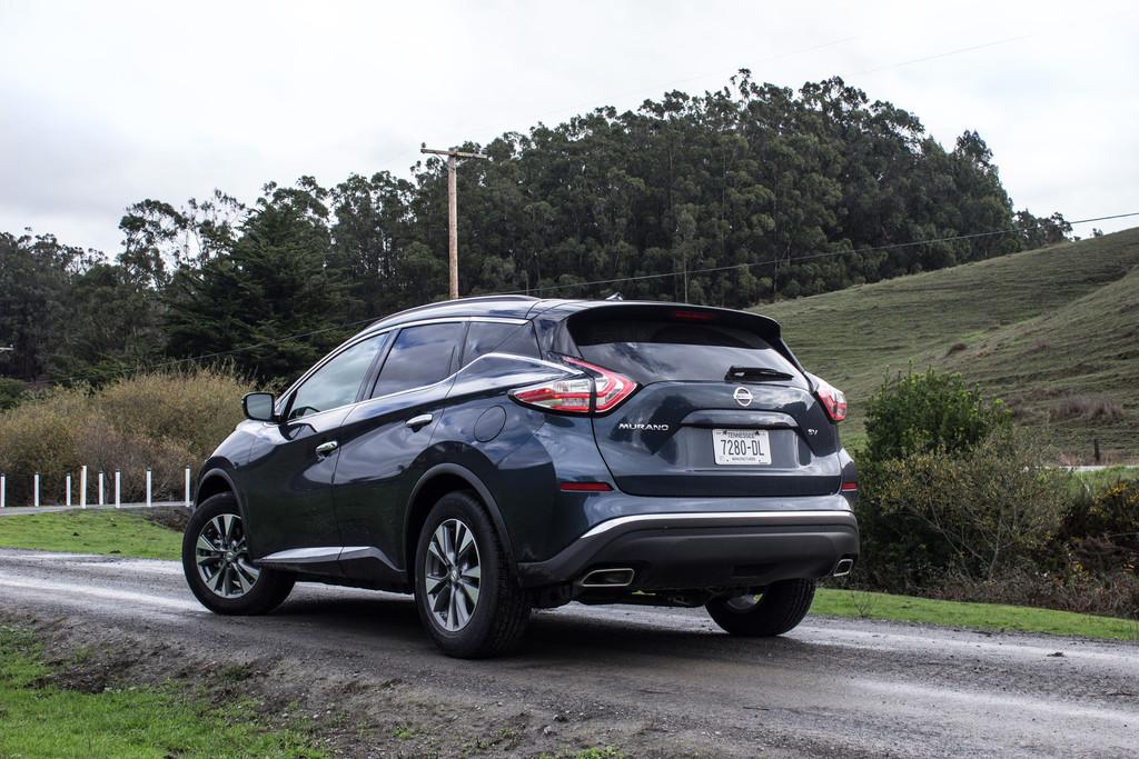 Fahrbericht Nissan Murano: Designerstück