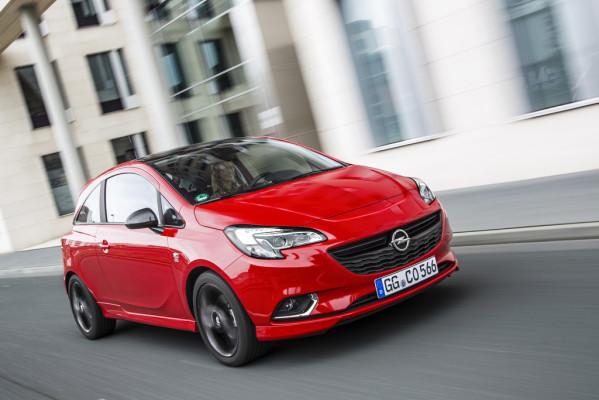 Opel bietet Probefahrtservice für den neuen Corsa