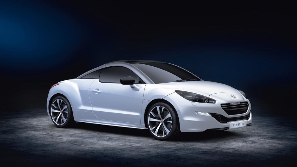 Peugeot RCZ nur noch als GT-Line
