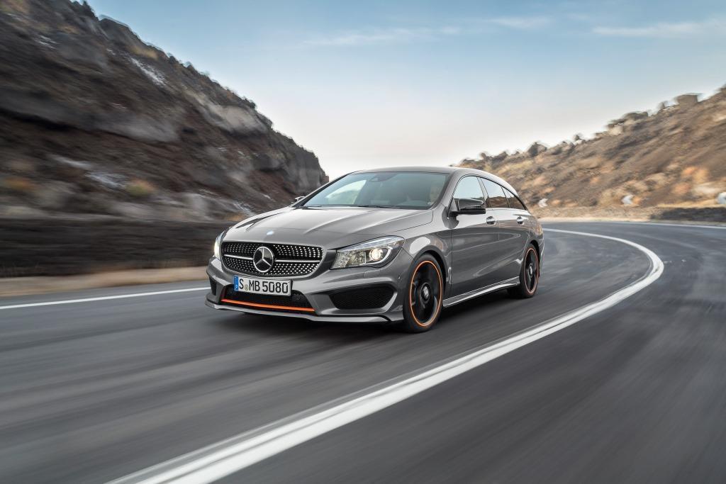 Produktionsstart für Mercedes-Benz CLA Shooting Brake im Werk Kecskemét