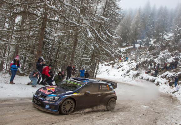 Rallye Monte Carlo: Alles im Zeichen des Duells Loeb – Ogier