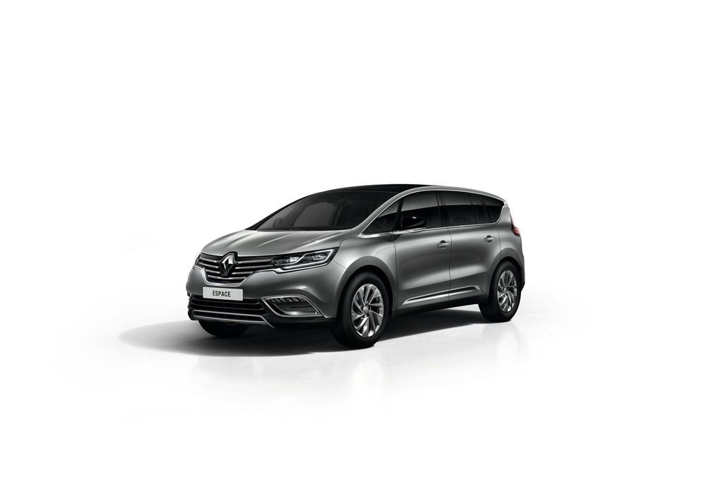 Renault Espace kommt im April
