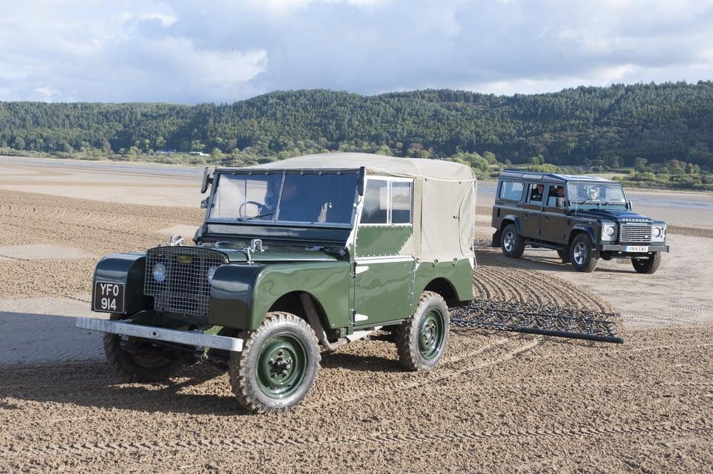 Eine Legende nimmt Abschied: Land Rover läutet das Ende des Defender ein