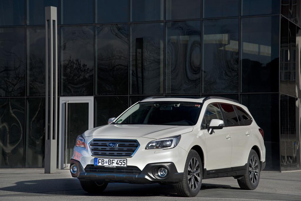 Subaru Outback ab 34.400 Euro