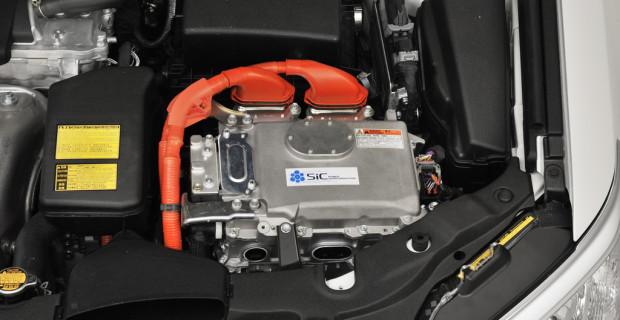 Toyota testet Siliziumkarbid-Halbleiter