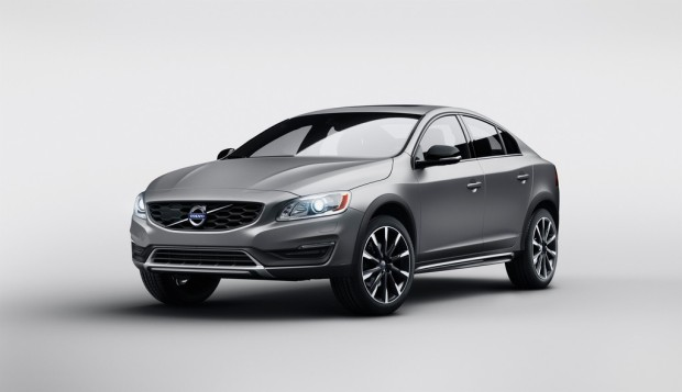 Detroit 2015: Volvo bringt S60 Cross Country