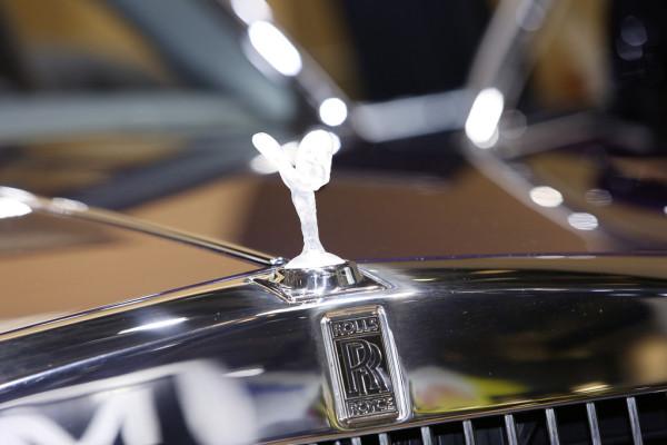Rolls-Royce-Ausstellung in Berlin