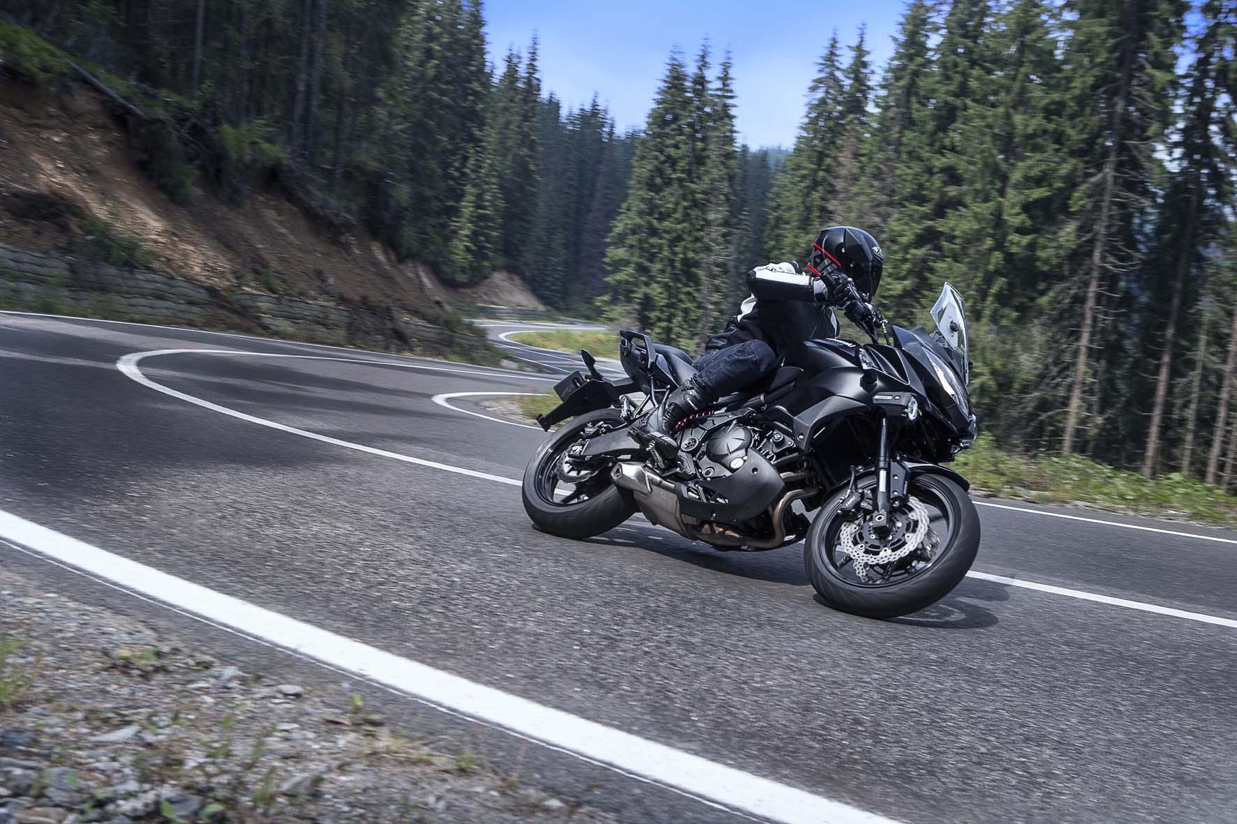 Kawasaki Versys 650: Sportlich Reisen