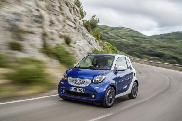 Daimlers Kleinster ab März mit Doppelkupplungsgetriebe